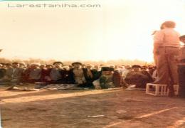 اولین نماز جمعه در لار