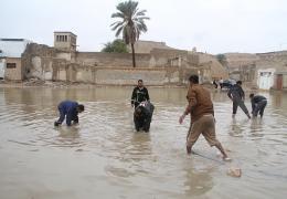 هشدار شهرداری لار درخصوص سامانه بارشی ال نینو
