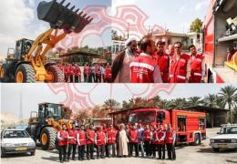آتش نشانی و خدمات ایمنی شهرداری لار به سطح سازمان ارتقاء یافت