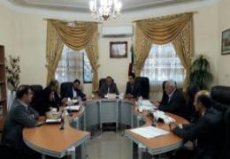 انتخاب هیات رئیسه شورای اسلامی شهر لار در دوره پنجم