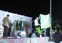 همزمان با دهه کرامت جشن زیر سایه خورشید در لار برگزار شد