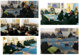 به مناسبت هفته سلامت زنان ؛ جلسه ی آموزشی،بهداشتی  سلامت بانوان اجرا شد