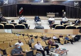 مشکلات کوی گاله با حضور اعضای شورا و شهردار لار بررسی شد